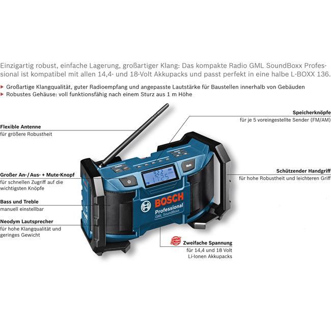 Bosch-Baustellenradio-GML-SoundBoxx-fuer-14-4-und-18-Volt-Akkus