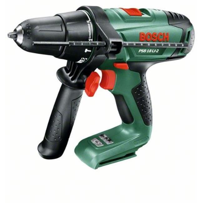 Bosch-Akku-Schlagbohrschrauber-PSB-18-2-LI-Solo-ohne-Akku-Ladegeraet-Vorfuehrgeraet